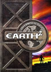 Earth 2-DVD-Cover, The COMPLETE Series